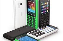 Microsoft công bố điện thoại Nokia 215 giá 600.000 đồng