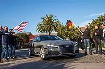 Xe tự lái của Audi vượt gần 900 km đến dự CES 2015