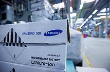 Samsung SDI sẽ vẫn làm pin cho Galaxy S8