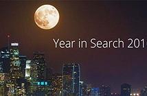 Người Việt tìm kiếm gì nhiều nhất trên Google năm 2016?
