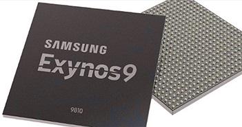 """Samsung """"trình làng"""" chip Exynos 9810 hỗ trợ nhận diện khuôn mặt 3D"""