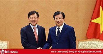 Doanh nghiệp Việt đã có thể cung cấp thiết bị công nghệ cao cho Samsung