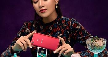 Đón Xuân 2018 với Oppo F5 phiên bản màu đỏ
