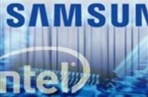 Samsung là nhà sản xuất chip lớn nhất thế giới