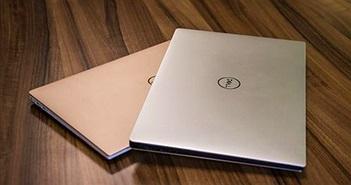 Dell giới thiệu XPS 13 2018: đẹp, mỏng, nhẹ, pin khủng