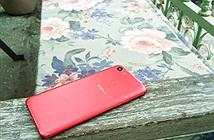 Oppo F5 ra mắt phiên bản màu đỏ cho mùa tết