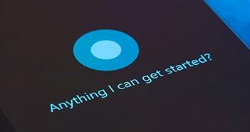 Trợ lý ảo Cortana bị cắt tính năng nhận biết bài hát
