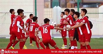 Lịch thi đấu vòng bảng Asian Cup 2019 theo giờ Việt Nam