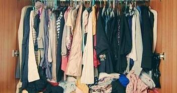 Vợ chết, chồng dọn tủ quần áo, thấy điều kinh dị rợn người...