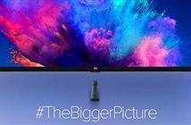 Xiaomi tung teaser về TV Mi LED kích thước lớn