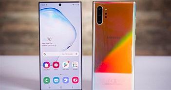 """Samsung """"lời to"""" với 7 triệu smartphone 5G bán ra trong năm 2019"""