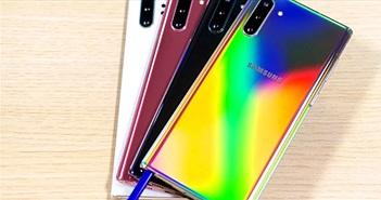 Top smartphone Android giảm giá mạnh nhất, Galaxy S10+ 512GB giảm 10 triệu