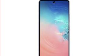 Samsung Galaxy S10 Lite trình làng với Snapdragon 855 SoC