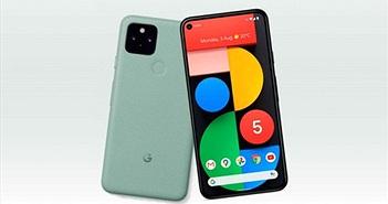 Google Pixel 5a lộ ảnh chụp thực tế