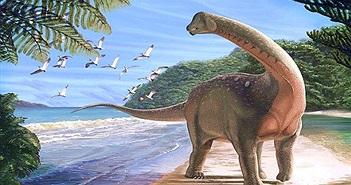 Con đường nối châu Âu và châu Phi dưới thời khủng long