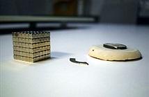 Chuyện gì xảy ra khi bạn cố xoá sạch ổ cứng bằng một... cục nam châm?