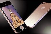 Điện thoại nhà đại gia: Smartphone được nạm kim cương, đá quý đắt đỏ nhất hành tinh