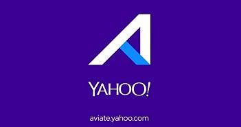 Yahoo khai tử launcher Aviate