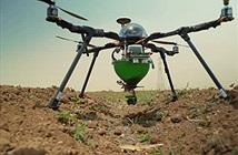 Từ con số không đến robot nông nghiệp bay đầu tiên của Sudan