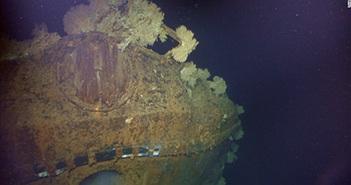 Tỷ phú Mỹ tuyên bố tìm ra chiến hạm Nhật dưới đáy biển