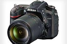 Nikon DSLR D7200: lấy nét và xử lý ảnh cực nhanh