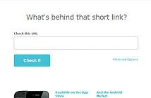 """""""Mở khóa"""" các link rút gọn ngay trên di động"""