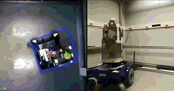 Xe lăn điều khiển bằng suy nghĩ thử nghiệm thành công ở khỉ