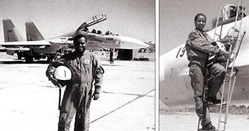 """Cái kết gây """"sốc"""" trận không chiến giữa MiG-29 và Su-27"""