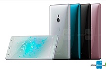 Sony Xperia XZ2 Compact so tài cùng với Pixel 2 và iPhone 8