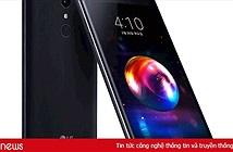LG chính thức ra LG X4: Màn hình 5.3 inch, hỗ trợ LG Pay và HD DMB, tập trung vào giải trí.