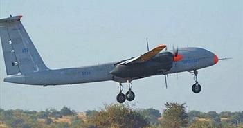 """Ấn Độ lần đầu thử nghiệm thành công """"thần ưng"""" UAV Rustom-2"""