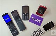 """KaiOS: Hệ điều hành giúp """"dumb"""" phone trở nên """"smart"""" hơn"""