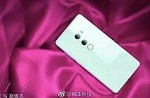 Xiaomi Mi MIX 2S lộ ảnh báo chí, không hề có tai thỏ, camera kép phía sau