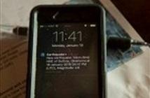 Cảnh báo khẩn cấp giả mạo từ lỗ hổng bảo mật LTE