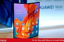 Cận cảnh Huawei Mate X tại Việt Nam: Màn hình gập, kiểu dáng đẹp, kết nối 5G