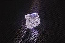 Tìm thấy viên kim cương 100 carat hình bát diện tuyệt đẹp