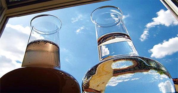 Vật liệu mới giúp lọc nước bằng ánh sáng