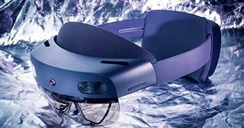 """HoloLens 2 – Chiếc tai nghe kiêm kính thực tế ảo """"sang chảnh"""" của Microsoft"""