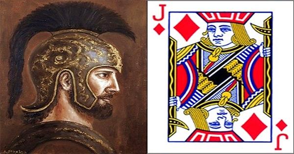 Sự thật về quân J rô trong bộ bài Tây: Vị hoàng tử và cuộc chiến thành Troy