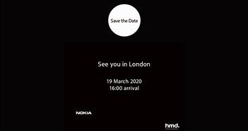 HMD sẽ giới thiệu điện thoại Nokia mới vào ngày 19 tháng 3