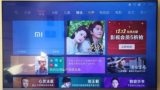 Phiền phức khi dùng TV Xiaomi Trung Quốc