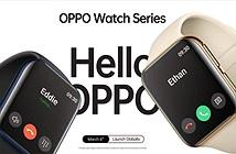 Smartwatch đầu tiên của Oppo trông giống Apple Watch