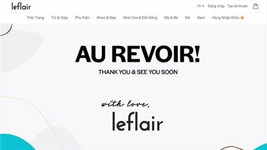 Website hàng hiệu Leflair bị tố nợ hàng chục tỷ đồng sau khi đóng cửa