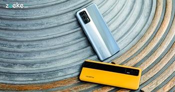 Realme GT 5G ra mắt: Snapdragon 888, màn hình 120Hz, sạc nhanh 65W, giá từ 432 USD