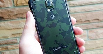 Samsung S6 Active sẽ lại có khe cắm thẻ microSD