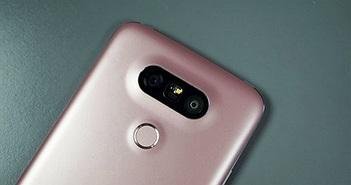 LG giải thích chất liệu kim loại đặc biệt của mặt lưng G5
