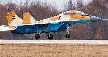 Lộ diện chiếc tiêm kích MiG-29M2 đầu tiên cho khách hàng