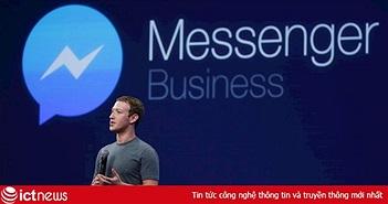 Facebook thừa nhận quét nội dung tin nhắn người dùng trong ứng dụng Messenger