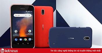 Nokia 1 chính thức được bán tại Việt Nam, giá gần 1,9 triệu đồng