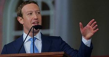Mark Zuckerberg nhận lỗi về mình, sẽ điều trần trước Lưỡng viện trong thời gian tới